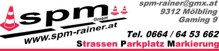 SMP Rainer – Strassen-Parkplatz-Markierung